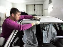 Chevrolet Cruze снятие автостекла