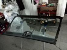 Chevrolet Cruze стекло