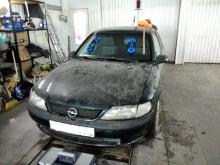 Opel vectra B установка лобового стекла