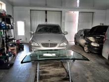 SsangYong Kyron лобовое стекло